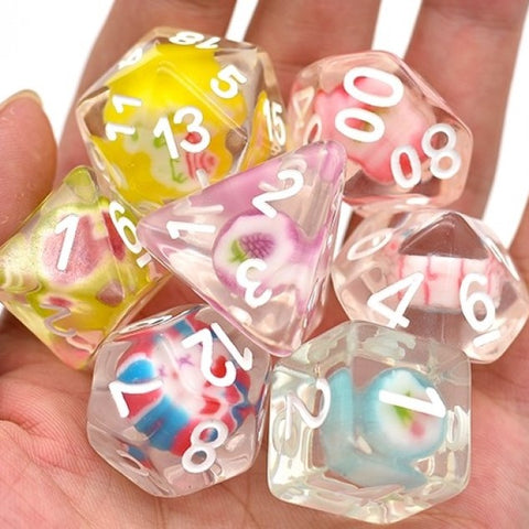 Candy Dice