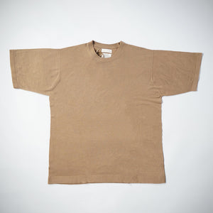WOOL BIG T-SHIRT ベージュ