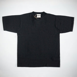 WOOL BIG T-SHIRT ブラック