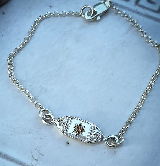 Arabesque bracelet