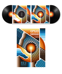 Live at Red Rocks Vinyl + Official Event Poster