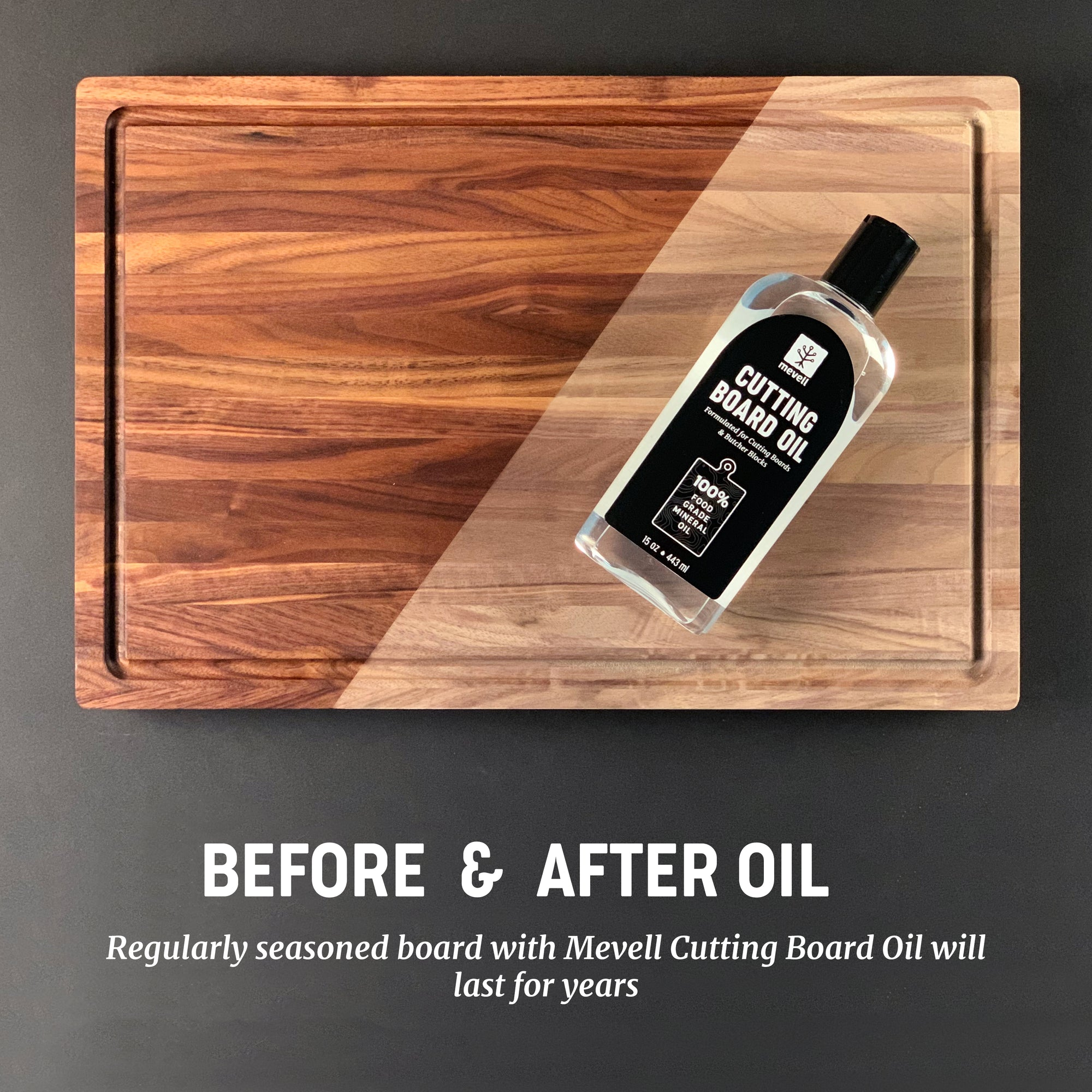 Cutting Board Oil And Conditioner Mevell Com