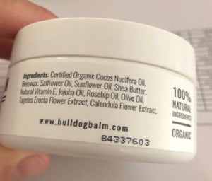 The Original Bulldog Balm French Edition 3oz/80ml