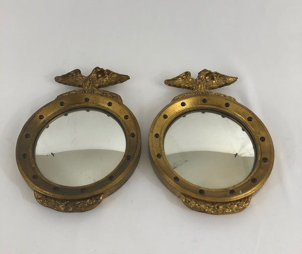 French Imperial Eagle Mirrors
