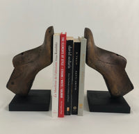 Shoe Mold Bookends