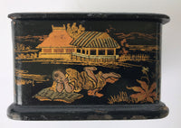 Antique Napoleon III Chinoiserie Box