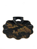 Napoleon III Large Chinoiserie Shovel Tray