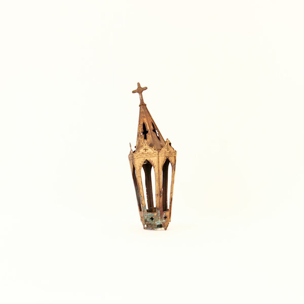 Gothic Cathedral Candle Holder