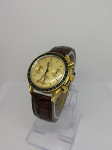 Omega Speedmaster Reduced 18kt Gold