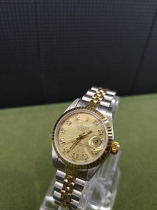 Ladies Rolex DateJust 1990
