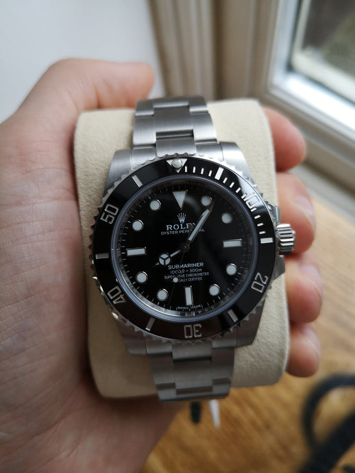 Rolex Submariner Non Date 2018