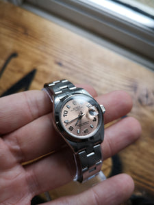 Ladies Rolex Oyster Perpetual Date 2001
