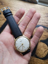 18ct Gold Longines