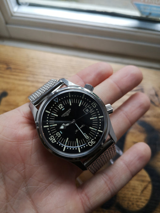 Longines Legend Diver 2018