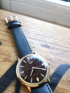Longines Automatic 1964 9ct Gold