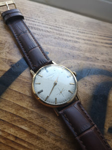 Longines 9ct Gold