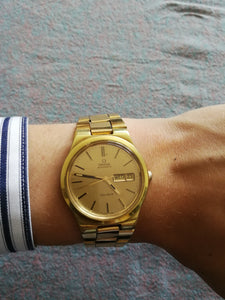 Omega Geneve Automatic Day Date