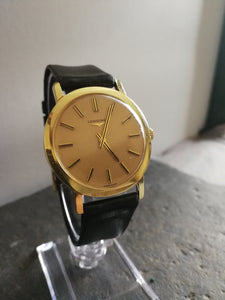 Vintage Gold Plated Longines