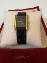 Ladies Cartier Tank
