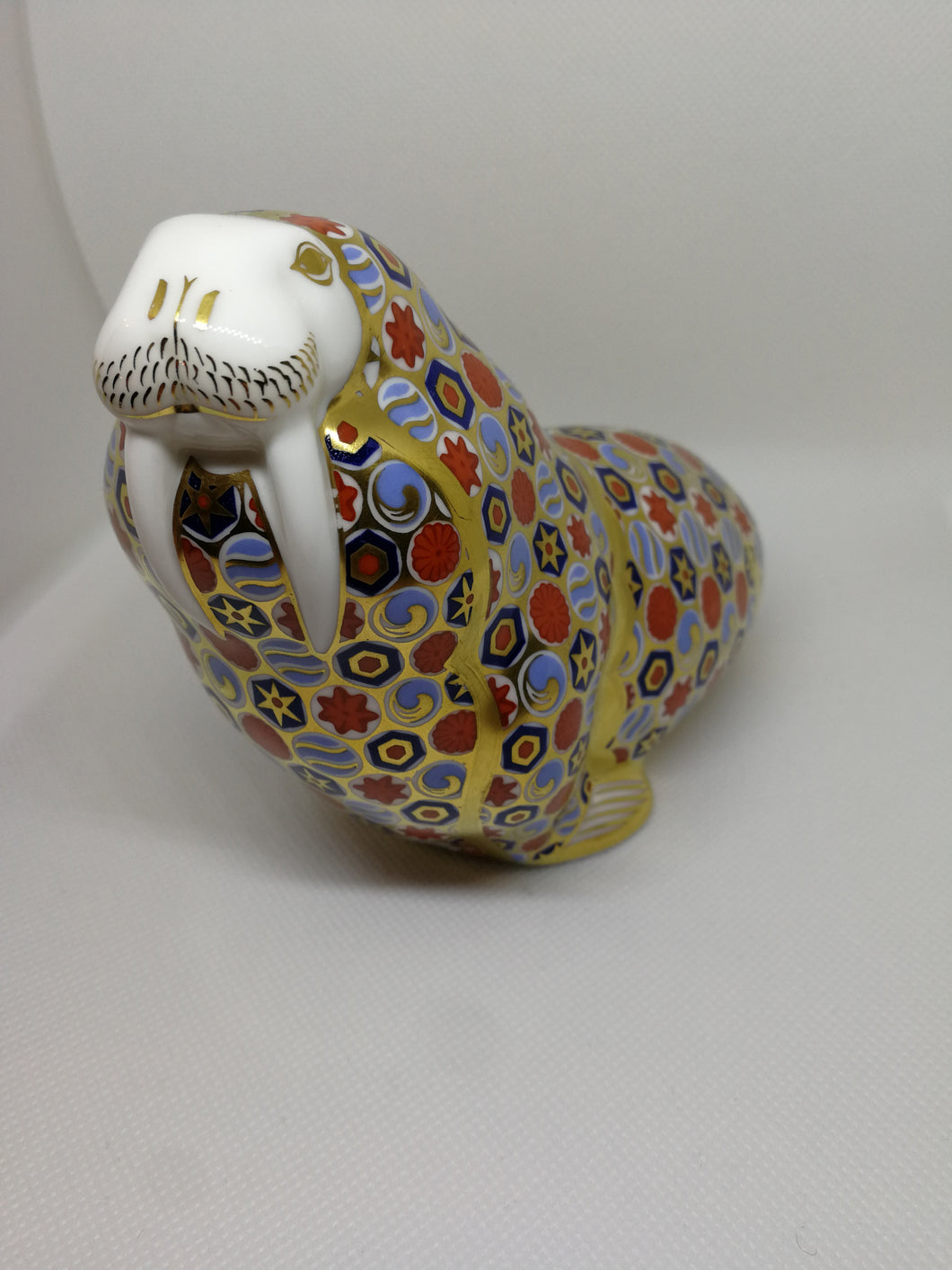Royal Crown Derby Walrus