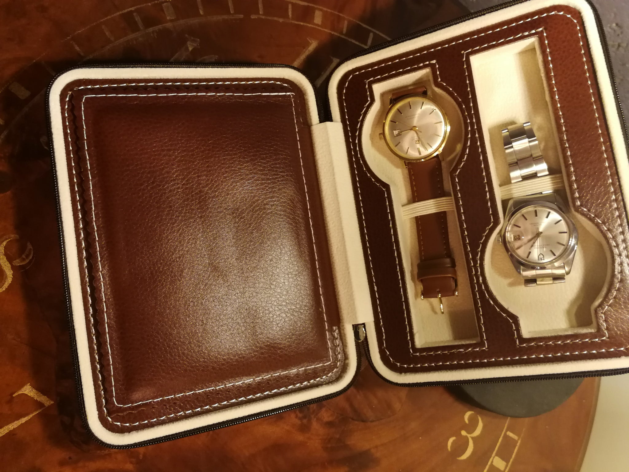 Watch Travel Case 4 The Watch Boutique Uk