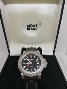 MontBlanc Gmt Automatic
