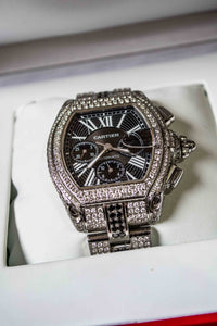 Cartier Roadster Diamond Set