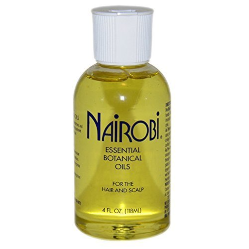 Nairobi Essential Botanical Oils 4oz