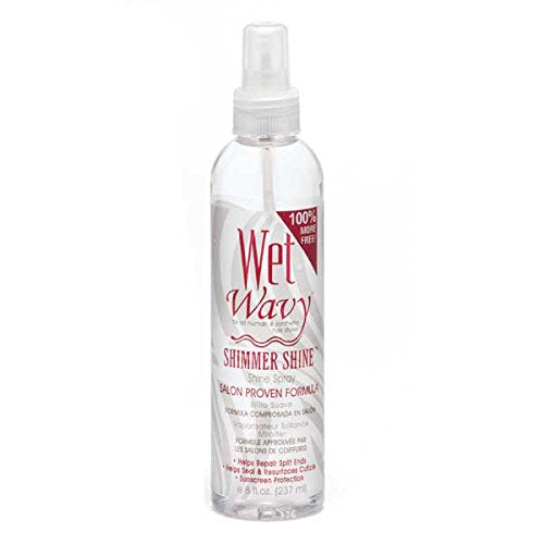 Wet n Wavy Shimmer Shine Spray 8 oz
