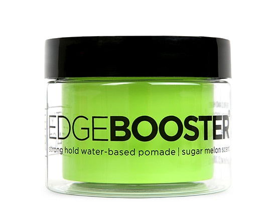Style Factor - Edge Booster 3.38oz Edge Control Strong Hold Water Based Pomade Various Colors