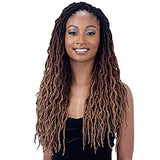 FreeTress Wavy Gypsy Locs 18""