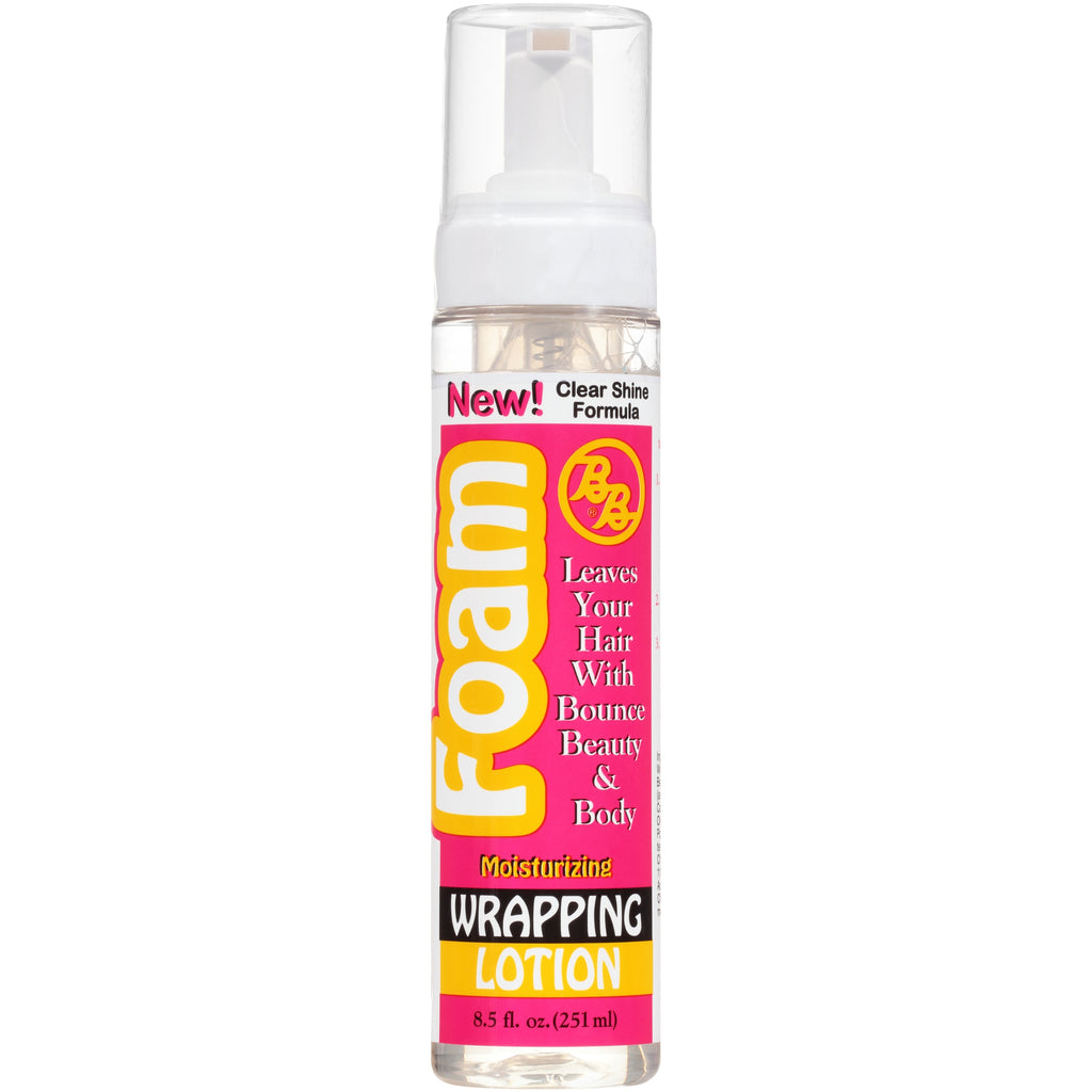 BB Foam Moisturizing Wrapping Lotion 8.5 fl. oz.