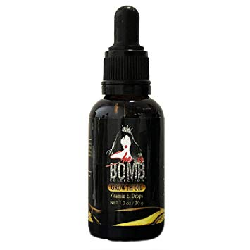 She Is Bomb Collection - Growth Oil Vitamin E Drops 1oz