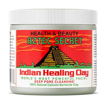 Load image into Gallery viewer, Aztec Secret - Indian Healing Clay 1LB Face Mask Deep Pore Cleansing for Body & Facials