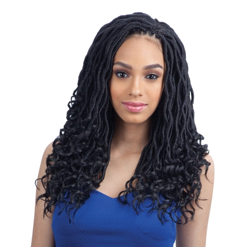 Freetress Crochet Braid Goddess Loc 14""