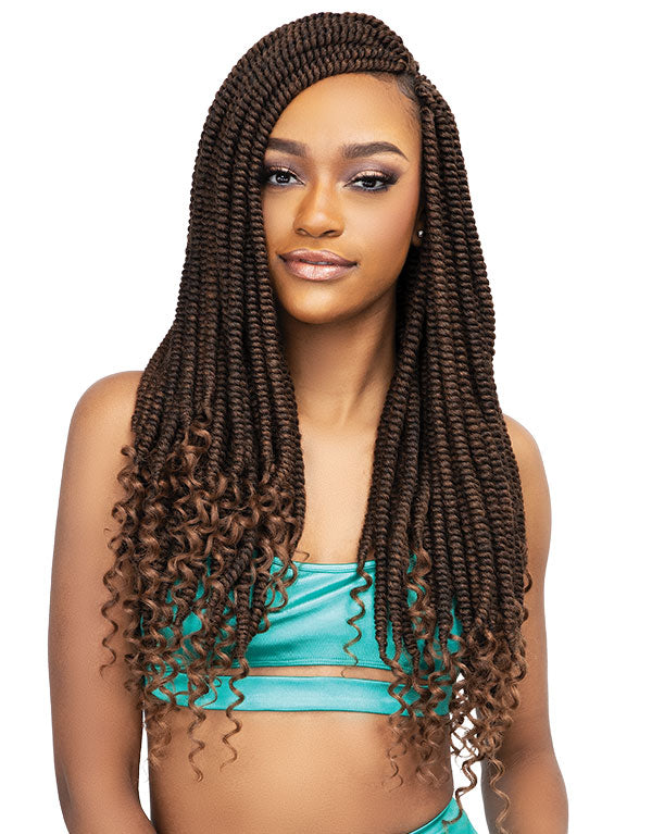 Janet Collection - Nala Tress Goddess Nubian Twist 20""