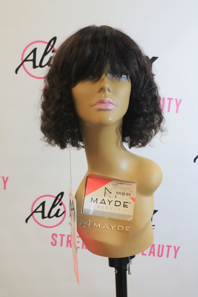 Mayde Beauty - 100% Human Hair Wig - Alexa