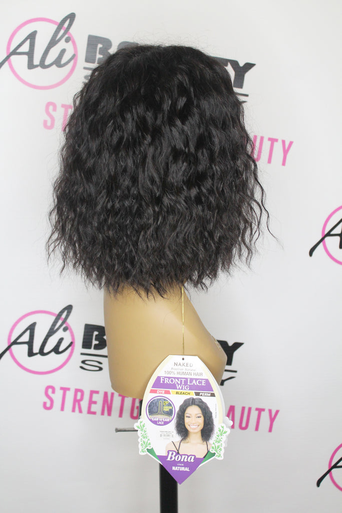 Shake N Go - Naked Bona Brazilian Natural Front Lace Wig