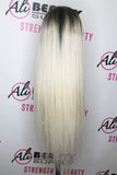 "Rio - Full Lace Frontal Natural Silky 24"" (Ukraine)"