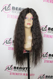 Mayde Beauty - 100% Human Hair Wig - French Wave 26""