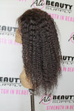 Rio - Full Lace Frontal Bohemian 18""
