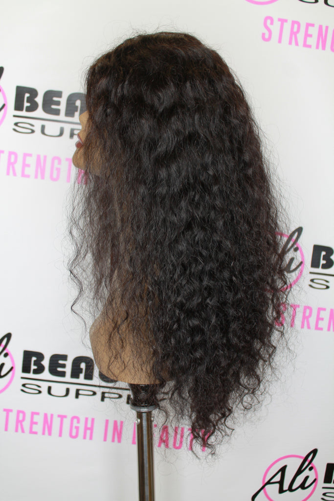 Bellatique - Heidi Full Lace Wig (Deep Lace) Fake Scalp 24""