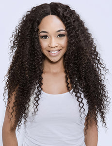 Rio - Pineapple Wave 100% Human Hair Brazilian Virgin Weave Single Bundle Pineapple Wave Hair Extensions