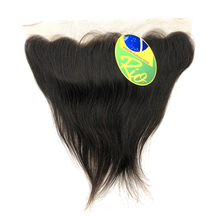 Load image into Gallery viewer, Rio - Straight 100% Human Hair Brazilian Virgin 13x4 Lace Frontal Straight Frontals