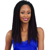 "FreeTress Crochet Braid Large 14"" Box Braids"