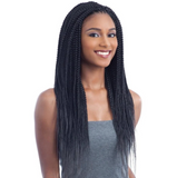 Freetress Crochet Braid 2X Nigerian Pre-Stretched Braid 20""