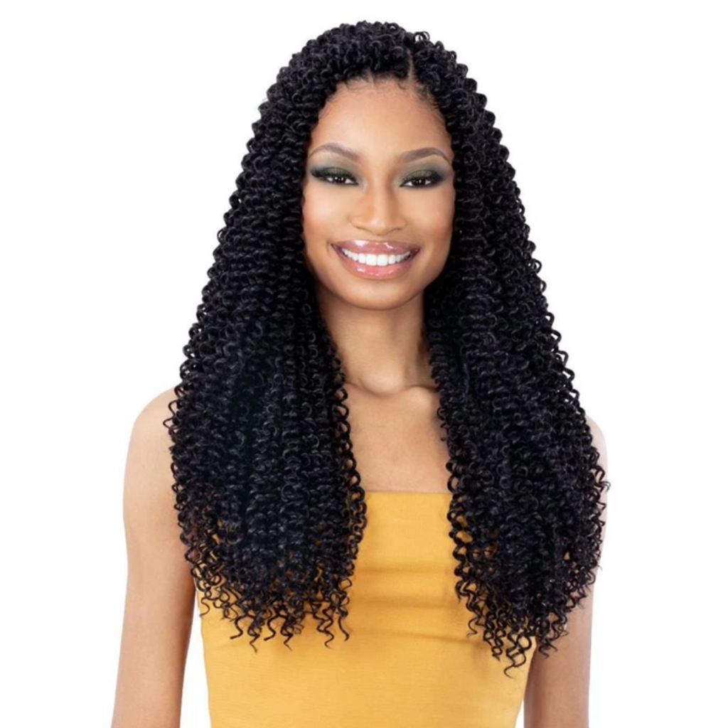 Freetress Crochet Braid 3X Pacific Curl 18