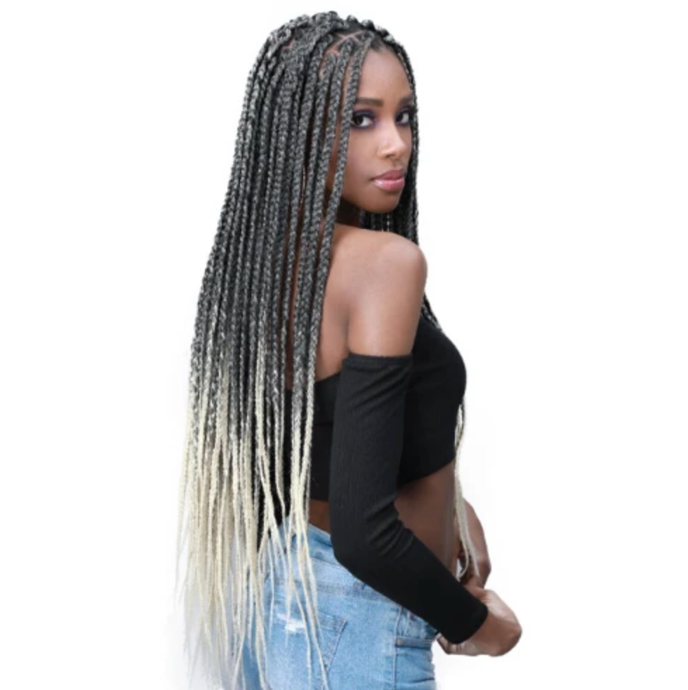 Bobbi Boss Feathertip 3x Jumbo Braid