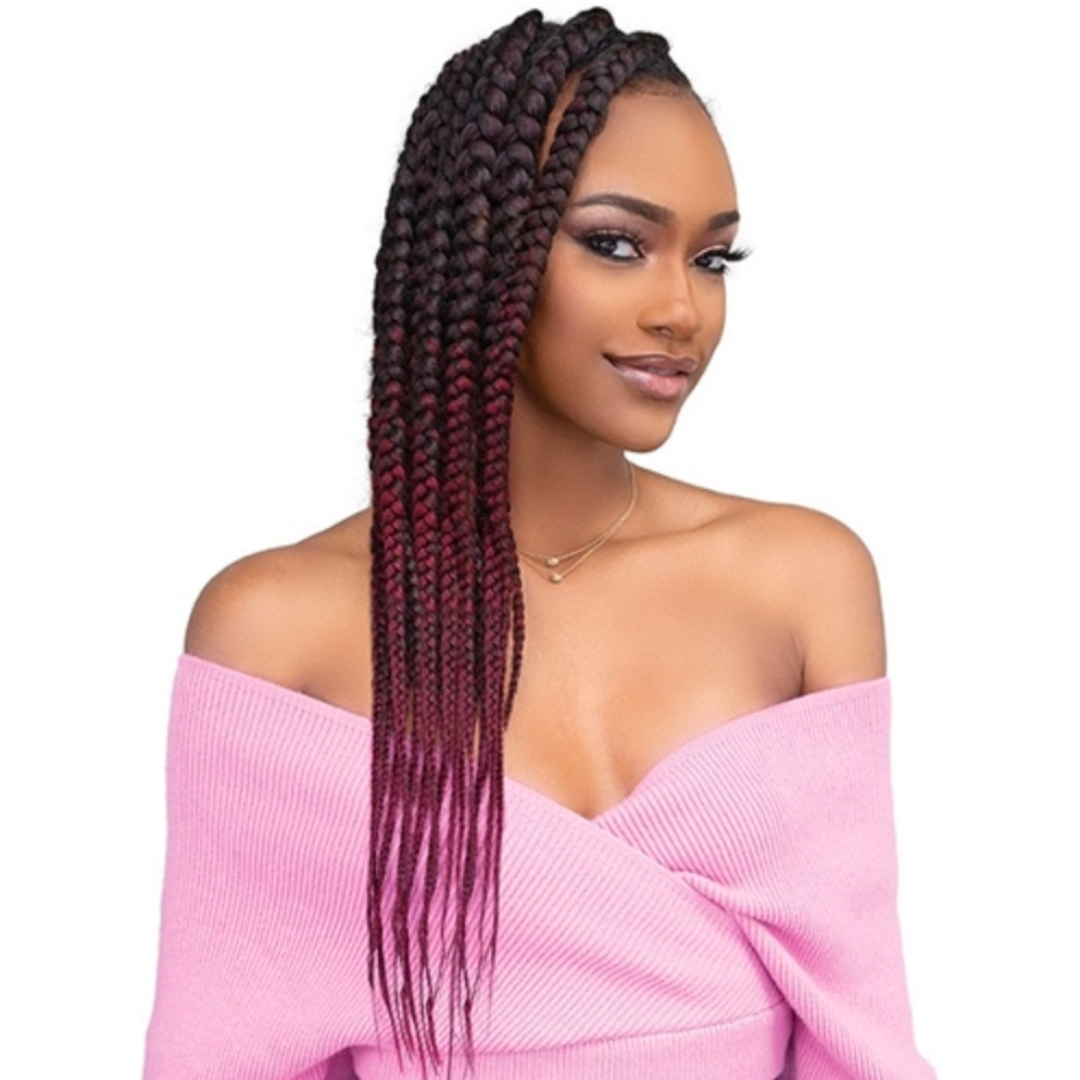Janet Collection Essentials Pre-Stretched Braid