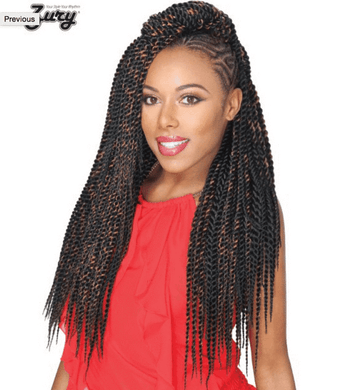 Zury Synthetic Crochet Braid SENEGALESE BIG BRAID 20